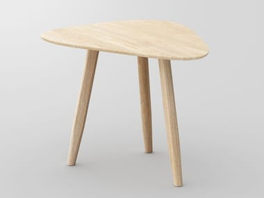 Solid wood table AETAS SPACE | Table