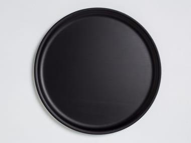 Round tray TABLETT