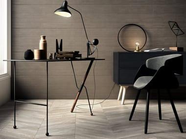 Indoor white-paste wall/floor tiles TACTILE