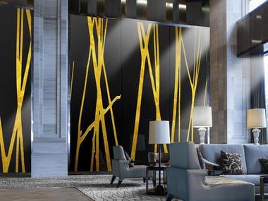 Glass Decorative panel TAGLI DI LUCE