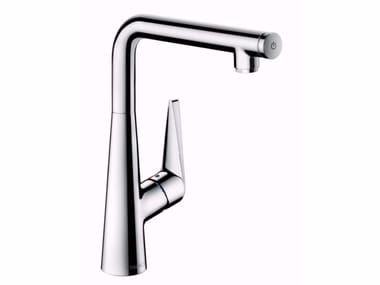 Countertop 1 hole kitchen mixer tap TALIS SELECT | Kitchen mixer tap