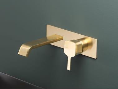 Wall-mounted washbasin mixer TAORMINA   Washbasin mixer