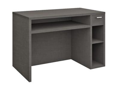 Information point for wooden Reception desk TASK