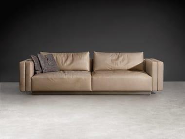 3 seater leather sofa TAYLOR   3 seater sofa