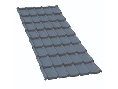 Composite panel for roof TE021BA