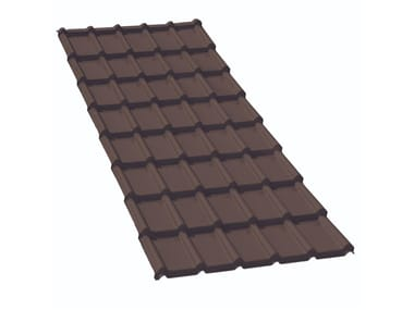 Composite panel for roof TE021MS