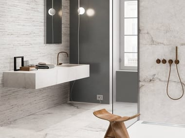 Porcelain stoneware wall/floor tiles TELE DI MARMO RELOADED QUARZO