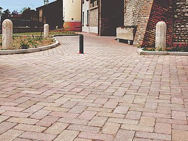 Concrete paving block TENERÈ