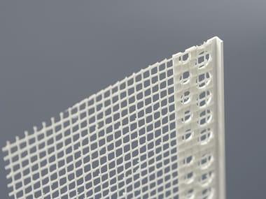 PVC Edge protector TERMINALE PVC