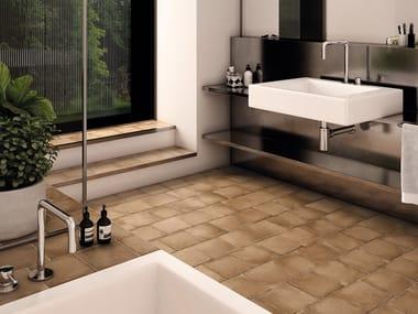 Porcelain stoneware wall/floor tiles TERRA