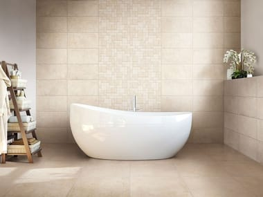 Porcelain stoneware wall/floor tiles with stone effect TERRE D'OTRANTO