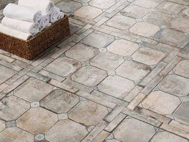 Porcelain stoneware wall/floor tiles with terracotta effect TERRE NUOVE LIGHT