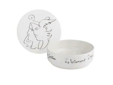 Contenitore in ceramica TESTAMENT D'ORPHÉE