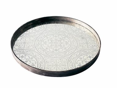 Round tray MOROCCAN FROST