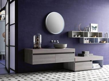 Vanity unit with mirror THAI 322