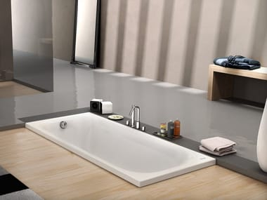 THE ESSENTIALS | Built In Bathtub