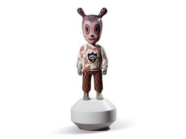 Objet déco en porcelaine THE GUEST by Gary Baseman -  LITTLE