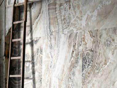 Pavimento/rivestimento in gres porcellanato effetto marmo THE ROOM - BLA DA