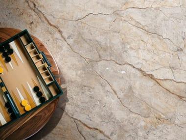 Pavimento/rivestimento in gres porcellanato effetto marmo THE ROOM - SAN PE
