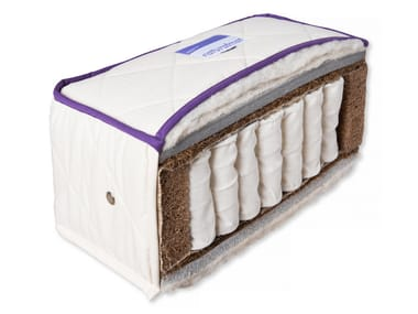 Packed springs anti-allergy mattress THE SUMPTUOUS | Mattress