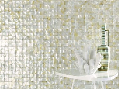 Mother of pearl 3D Wall Cladding THELXIÉPÉIA
