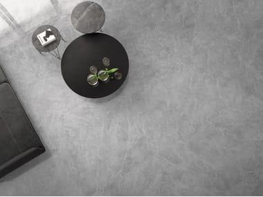 Pavimento/rivestimento in gres porcellanato effetto marmo THEMAR GRIGIO SAVOIA