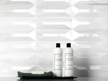 White-paste 3D Wall Cladding THEMAR WALL CULT BIANCO LASA