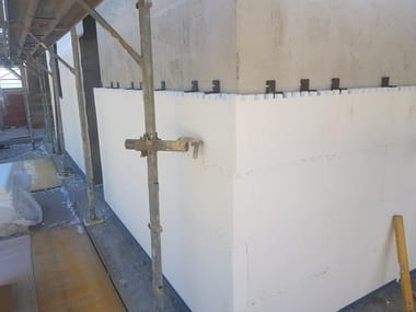 Exterior insulation system THERMO CAPPOTTO