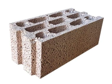 Thermal concrete block THERMOBLOCK BLOCKS