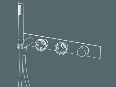 Robinet de douche avec douchette TIBÒ - GPO48