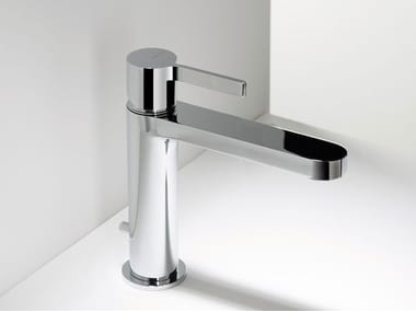 Countertop washbasin mixer TIE | Single handle washbasin mixer