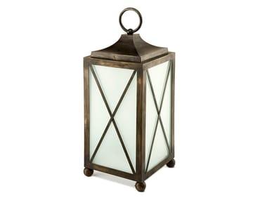 Brass lantern TIMELESS HOF 01