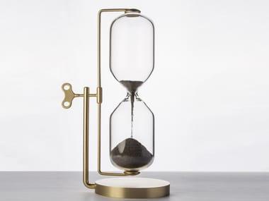 Glass decorative object TIMELESS
