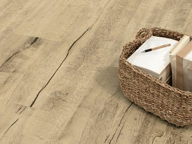 Porcelain stoneware wall/floor tiles with wood effect TIMEWOOD NATURAL