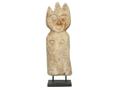 Soprammobile in pietra naturale TIMOR MAN - 3 CROWN