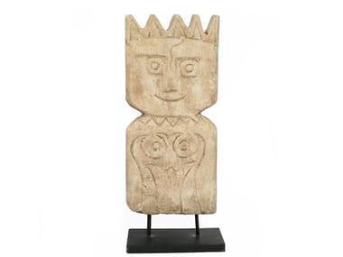 Soprammobile in pietra naturale TIMOR MAN - 5 CROWN