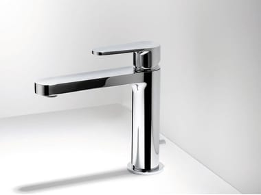 Countertop washbasin mixer TIP | Single handle washbasin mixer