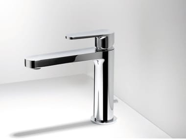 Countertop washbasin mixer TIP | Single handle washbasin mixer