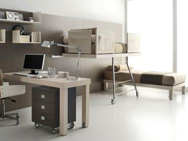 Teenage bedroom with bunk beds TIRAMOLLA 918 BIS. TUMIDEI