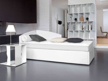 Storage bed with removable cover TITTI