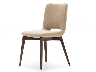 Upholstered fabric chair TL9