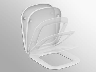 Sedile wc ammortizzato ESEDRA | Sedile wc