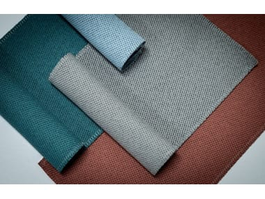 Post-consumer recycled polyester fabric TONAL