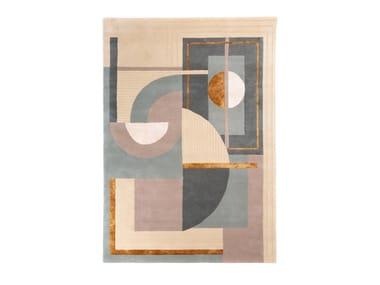 Handmade rug TONE