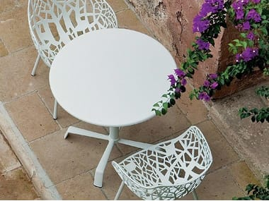 Round aluminium Table Top TONIK | Round Table Top