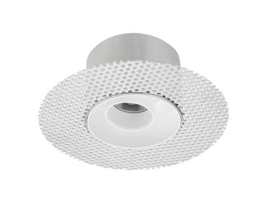 Adjustable recessed spotlight TONO RF