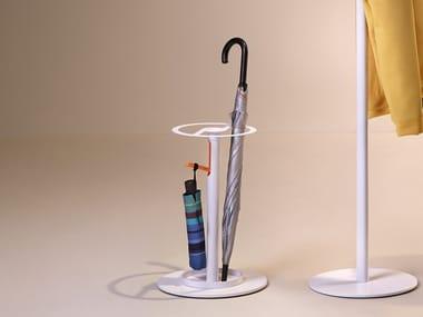 Floorstanding metal umbrella stand TORINO   Umbrella stand