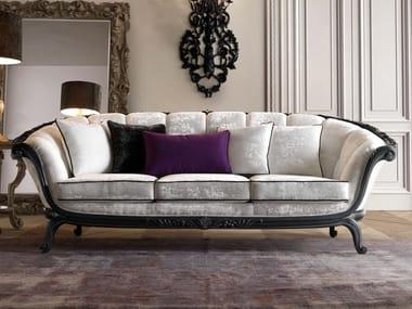 3 seater fabric sofa TORNABUONI | Fabric sofa