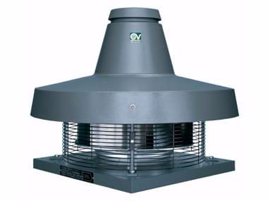 Aspiratore centrifugo da tetto a scarico radiale TORRETTA TRT 210 E 6P