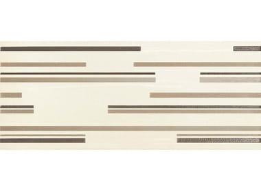 White-paste wall tiles TOTAL LINE MOKA